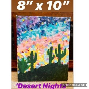 Other - Desert Nights Painting